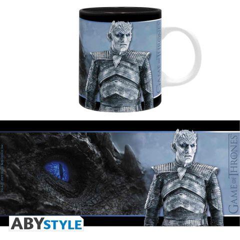 Mug - Game of Thrones - Viserion et King 320 ml
