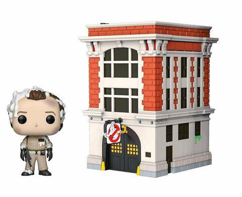 Figurine Funko Pop! Town N°03 - SOS Fantômes - Peter avec maison