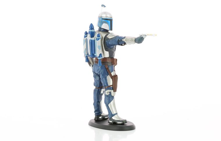 Statuette Elite Collection - Star Wars Episode II - Jango Fett 19 cm