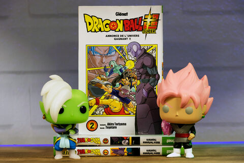 Manga - Dragon Ball Super - Tome 10