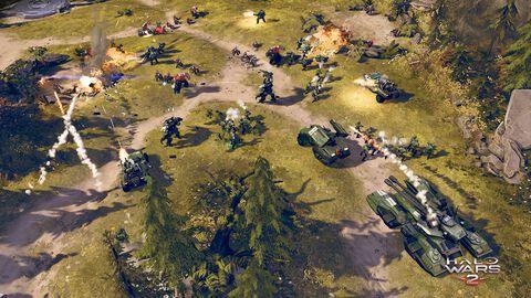 * Halo Wars 2