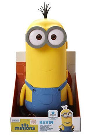 Figurine - Minions - Minion Kevin 45 cm - Grande taille