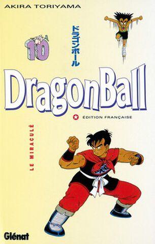 Manga - Dragon Ball - Tome 10 Le Miracule