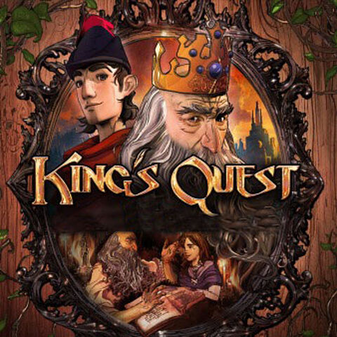Season Pass - King's Quest Episodes 2 à 5 - PS3