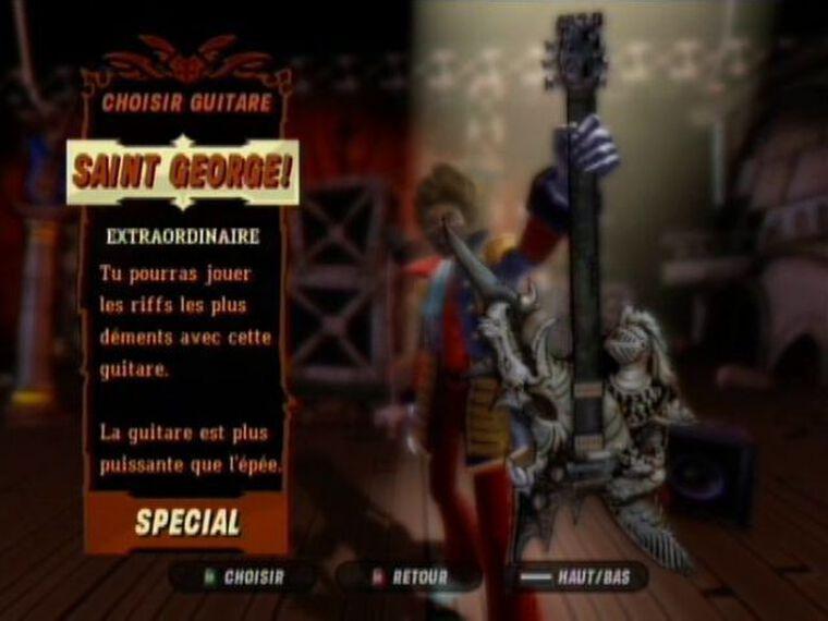 Guitar Hero Iii, Legends Of Rock + Guitare