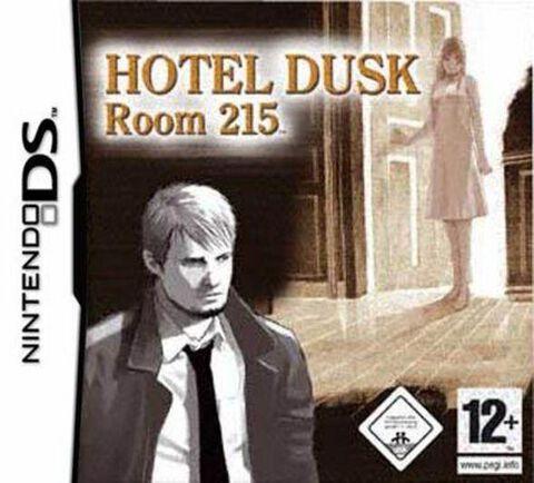 Hotel Dusk Room 215