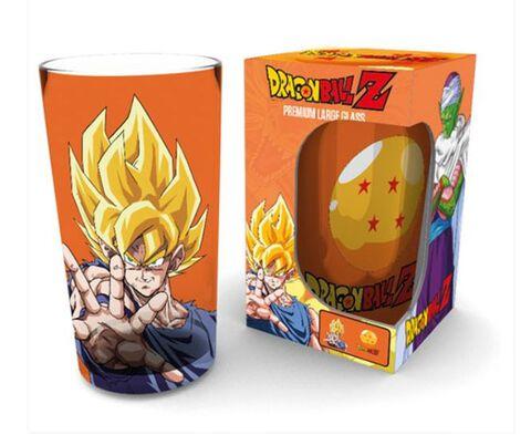 Verre - Dragon Ball Z - Goku 500ml