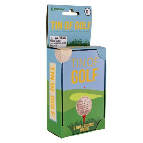 Mini Jeu - Golf