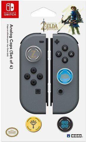 Caps en Silicone Zelda pour Joy-Con