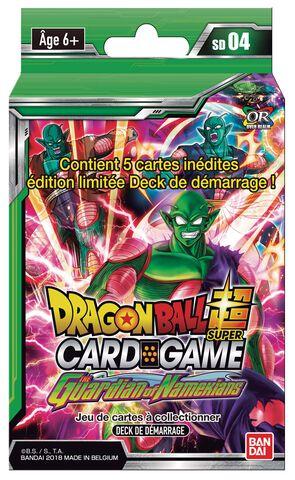 Starter - Dragon Ball Super - Série 4 : The Guardian of Namekians