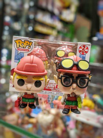 Figurine Funko Pop! - Holiday - Twin Pack Randy Et Rob
