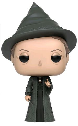 Figurine Funko Pop! N°37 - Harry Potter - Professor McGonagall