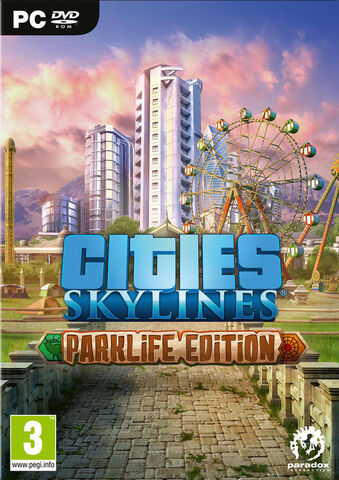 Cities Skylines Park Life Edition