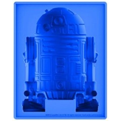 Moule En Silicone - Star Wars - Dx R2-d2