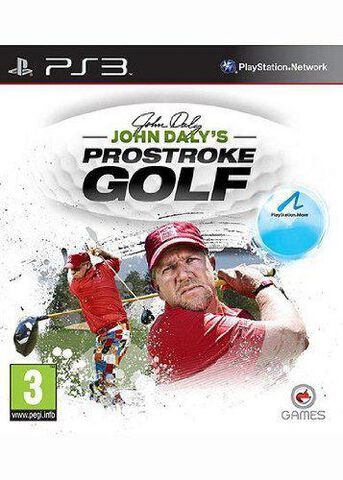 John Daly's Prostroke Golf Petit Prix