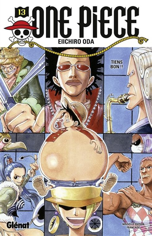 Manga - One Piece - Edition Originale - Tome 13