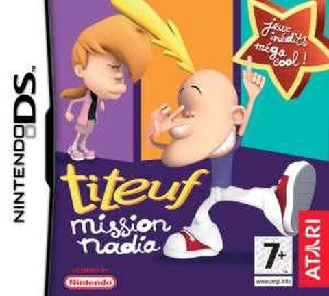 Titeuf Mission Nadia