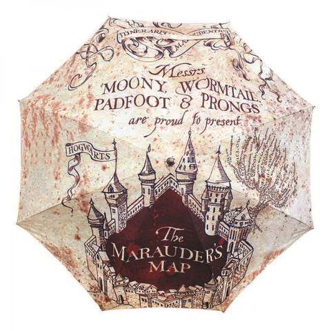 Parapluie - Harry Potter - La carte du maraudeur