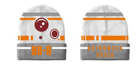 Bonnet - Star Wars - Droïde BB-8