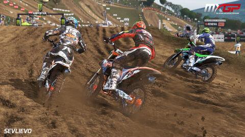 MXGP : The Official Motocross Videogame