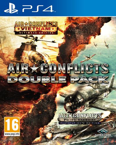Air Conflicts Double Pack - Vietnam + Pacific Carriers