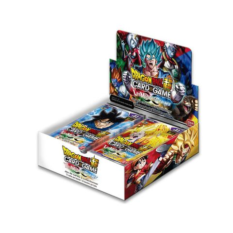 Boites Completes (24 Boosters) - Dragon Ball Super - Série 3