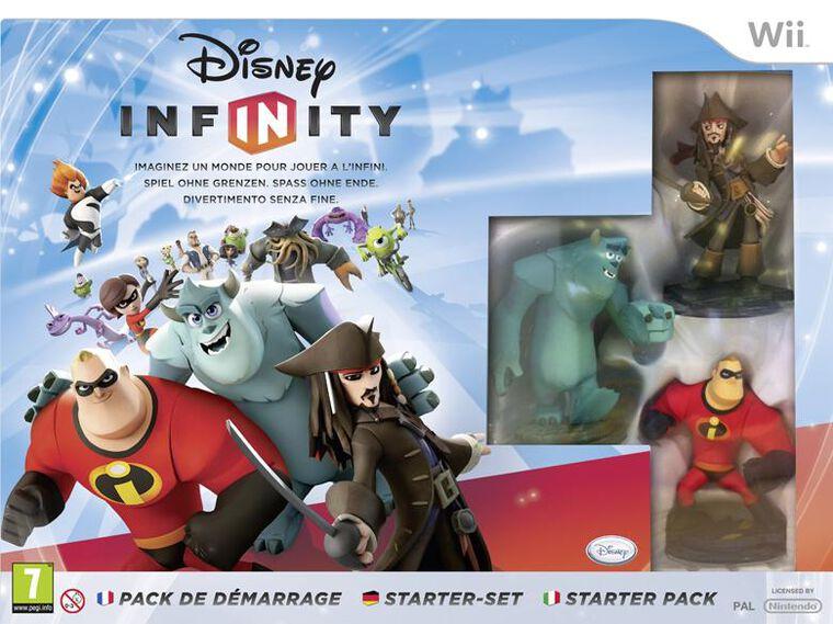 Disney Infinity Pack Démarrage