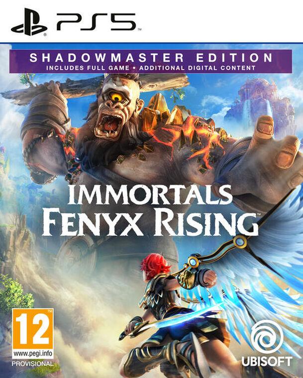 Immortals Fenyx Rising Shadowmaster Edition