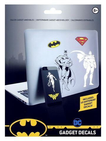 Stickers - DC Comics - Personnage