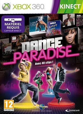Dance Paradise (kinect)