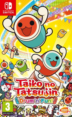 Taiko No Tatsujin Drum'n'fun