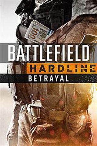 DLC - Battlefield Hardline Betrayal - Xbox One