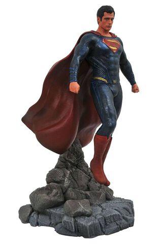Statuette Diamond Select Toy - Justice League Movie Dc  Gallery - Superman 23 Cm