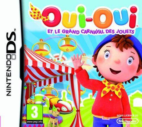 Oui-oui Et Le Grand Carnaval Des Jouets