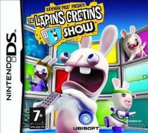 Rayman Prod' Presente The Lapins Cretins Show