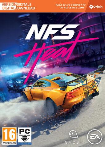 Nfs Heat (code In A Box)
