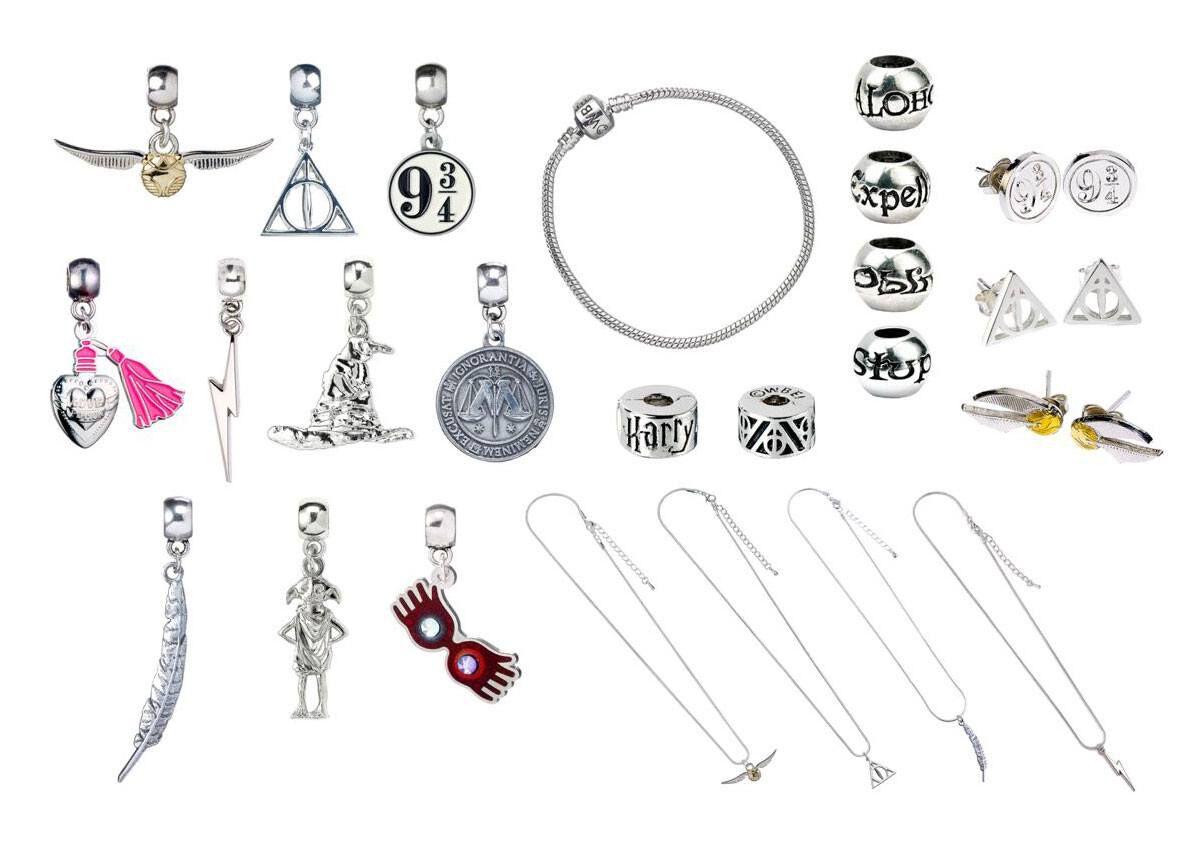 Calendrier De L\u0027avent The Carat Shop , Harry Potter , Bijoux