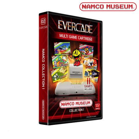 Blaze Evercade - Namco Cartridge 1