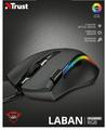 Souris Gaming TRUST GXT188 Laban RGB