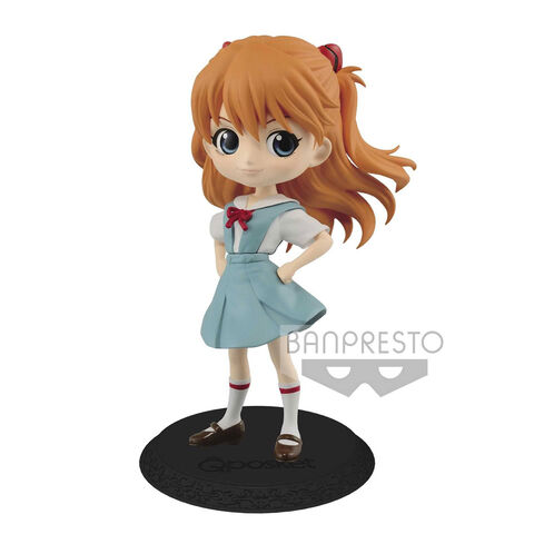 Figurine Q Posket - Evangelion Movie - Asuka Langley Version B