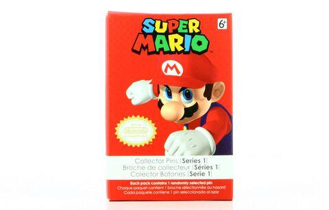 Badge - Super Mario - Pin's Série 1