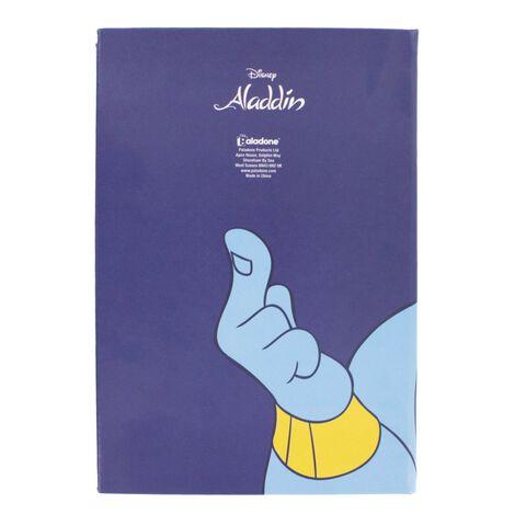 Carnet de notes - Aladdin - Génie