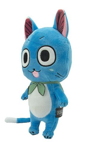 Peluche - Fairy Tail - Happy 25 cm