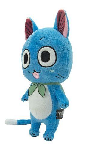 Peluche - Fairy Tail - Happy 25 cm