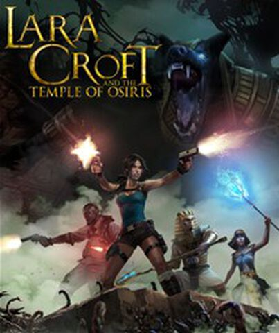 Lara Croft et le Temple d'Osiris - Jeu complet - Version digitale