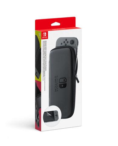 Set d'accessoires - Pochette de transport + protection d'écran