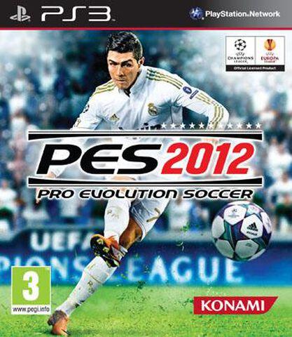 Pro Evolution Soccer 2012 (pes)
