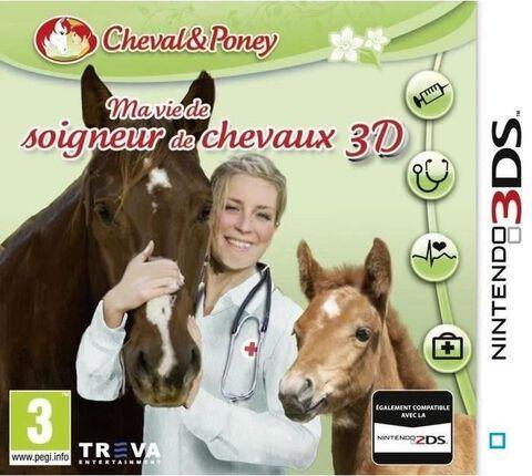 Ma Vie de Soigneur de Chevaux 3D