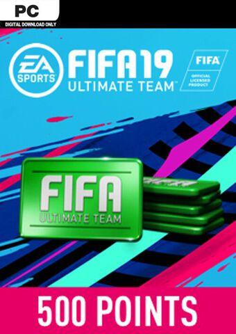 FIFA 19 - DLC - FIFA Ultimate Team - 500 Pts - Version digitale