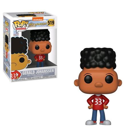 Figurine Funko Pop! N°519 - Nickelodeon 90's - Gerald